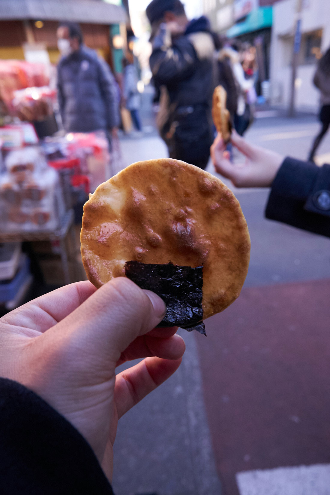 Japan Kamakura rice cracker